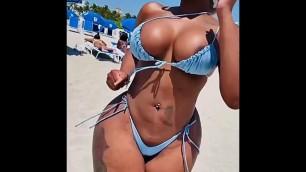 Nubian Beach Diva
