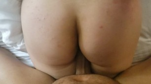 Bbc Prone bone with a jiggly ass
