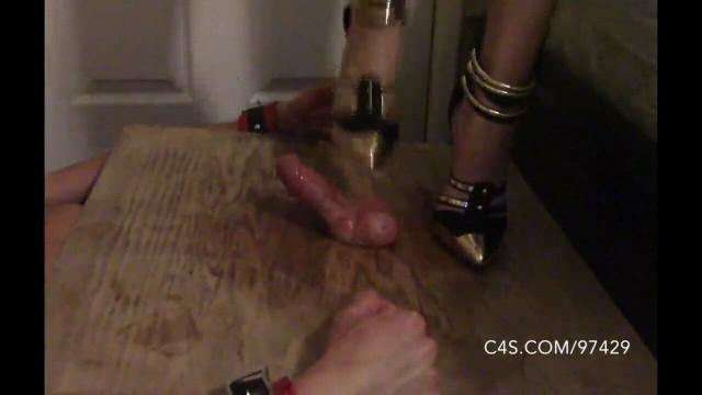 Ball Trampling Castration