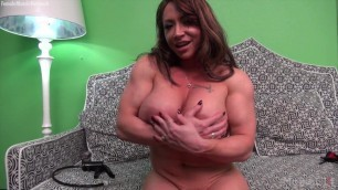 BrandiMae - She's Getting Pumped. Her Clit Is Too.