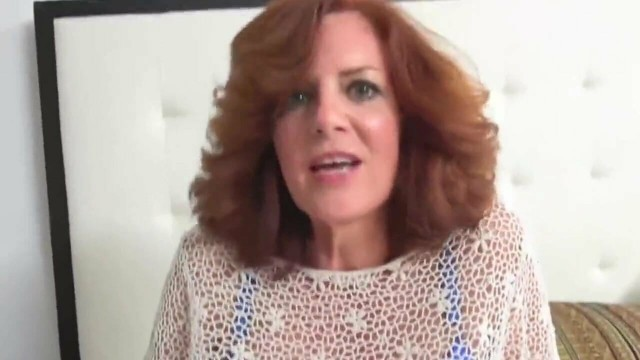 mature milf wants to have big dick son fill her pussy stepsi
