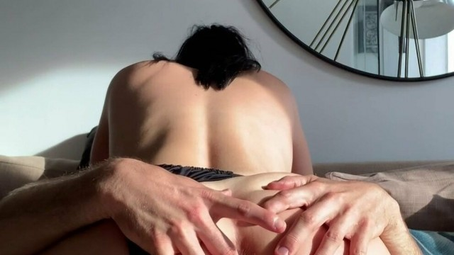 Fucking with anal fingering